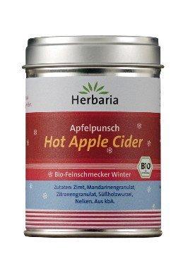 Vürtsisegu kuumale õunamahlale Herbaria, 100g
