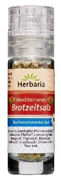Vahemerepärane maitsesool veskis Herbaria, 13g