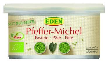 Taimne pasteet Michel pipraga Eden, 125g