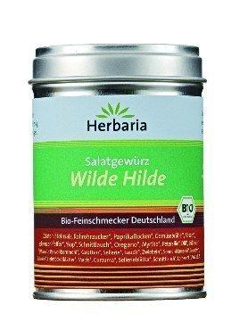 "Maitseainesegu ""Mahlakas salat"" salatile Herbaria, 100g"