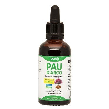 Pau D'Arco tilgad Ecosh, 50ml