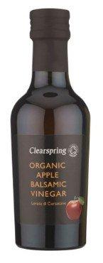 Õuna-palsamiäädikas Clearspring, 250ml