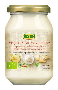 Vegan salatimajonees Eden, 250ml