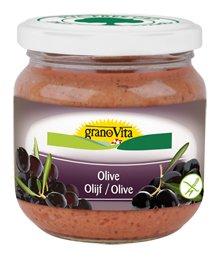 Võileivamääre mustade oliividega Granovita, 170g