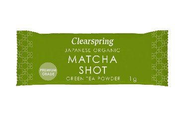 Matcha shot Clearspring, 1g