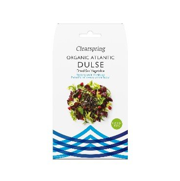 Atlandi Dulse vetikas Clearspring, 25g