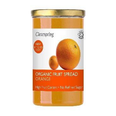 Apelsinimarmelaad suhkruta Clearspring, 280g