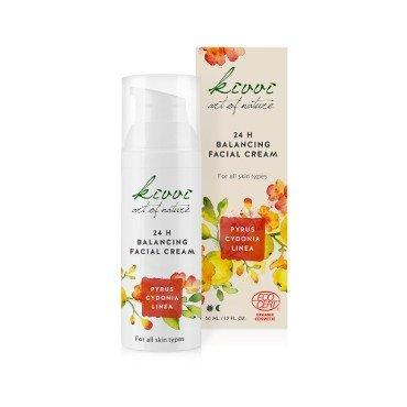 Näokreem küdooniaga 24h tasakaalustav Kivvi Cosmetics, 50 ml