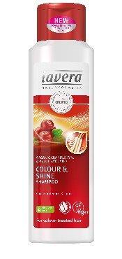Šampoon värvitud juustele Lavera, 250ml