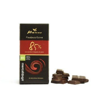 Tume šokolaad 85% Altromercato, 100g