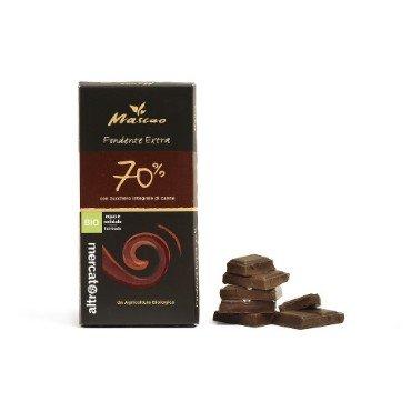 Tume šokolaad 70% Altromercato, 100g