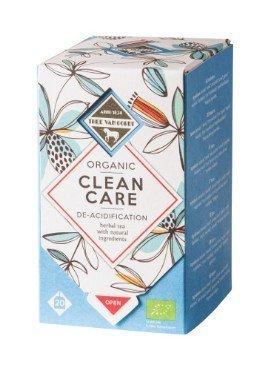 Rahustav taimetee ''Clean Care'' Thee Van Oordt, 20x1,5g