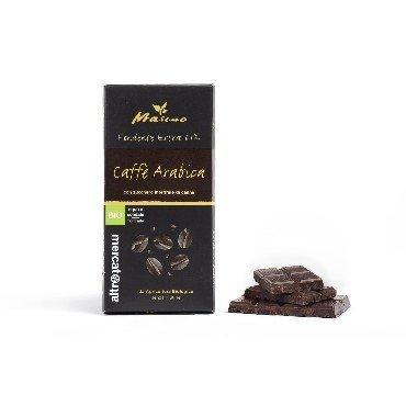 Tume šokolaad Araabika kohviga Altromercato, 100g