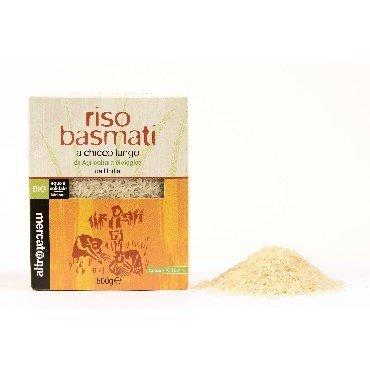 Basmati riis India Altromercato, 500g
