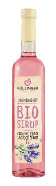 Lavendlisiirup Höllinger, 0,5l