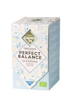 Puhastav Pu-Erh tee piparmündi ja ingveriga ''Perfect Balance'' Thee Van Oordt, 20x1,5g