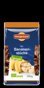 Banaan kuivatatud Morgenland, 100g