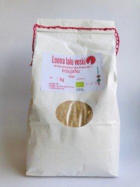 Mahe nisujahu sõre Loona talu veski, 1kg