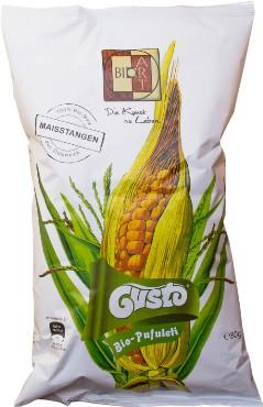 Soolased maisipulgad BioArt, 80g