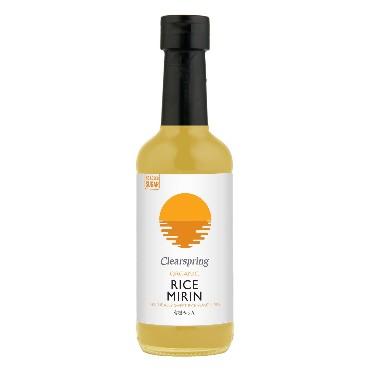 Riisi mirin Clearspring, 250ml