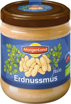 Maapähklivõi Morgenland, 500g